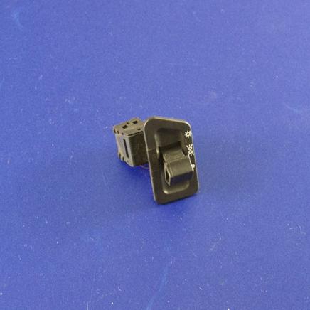 Кнопка включения габарита и ближнего света скутер (большая 44 х 22 мм.)
