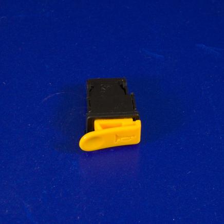 Кнопка звукового сигнала скутер (малая 23 х 16 мм.)