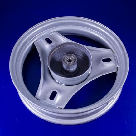 Обод скутер 2Т (передний колеса 3.00 x 10, серебристый или золотистый)