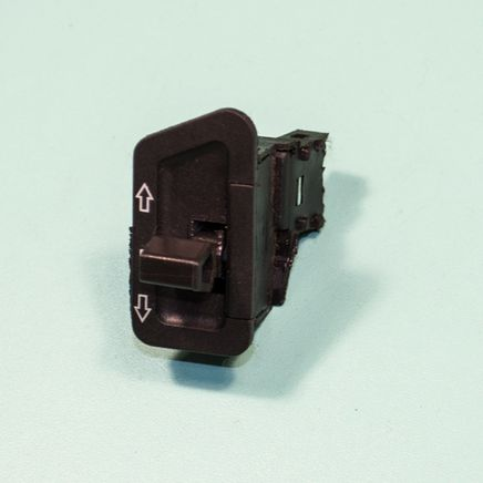 Кнопка переключения поворотов скутер (большая 44 х 22 мм.)