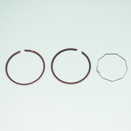 Кольца скутер 2-х т. 60 куб.см., Сузуки AD-60 (размер 43.25 мм. ремонт 1)