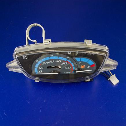 Панель приборов скутер 2T Актив TB-50, Хонда DIO (до 50 км/ч.)