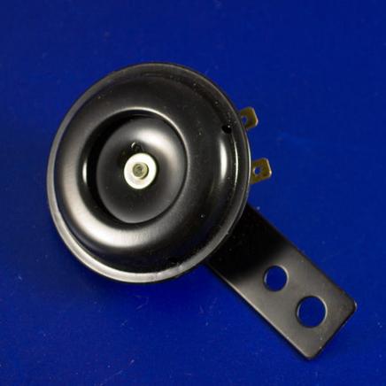 Сигнал звуковой скутер 2-4-х т., Альфа (12В, черный)