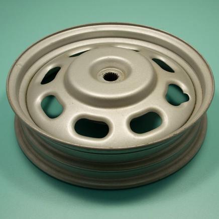 Обод скутер 4T 50-80 куб. FT50QT-3 (задний 3.00 х 10, барабан 110 мм., 19 шлиц)
