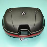 Кофр багажный для мопеда, скутера ZH-999 БОЛЬШОЙ 40 л. (черный, 570 x 420 x 290)