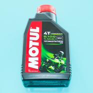 Масло моторное MOTUL 5100 4T для 4-х т. двигателей (10W40 полусинтетика, 1 л.)