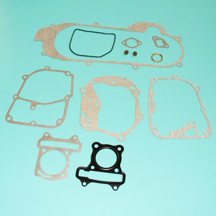 Набор прокладок скутер 4Т 50 куб. (d39 мм., колеса 10 дюймов, 12 шт.) 139QMB
