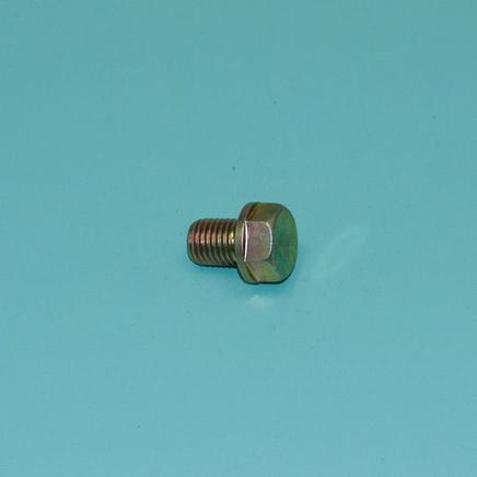Пробка картера скутер 4T 50-150 куб., Альфа, TTR125, Динго (сливная М12 x шаг 1.5 мм.)