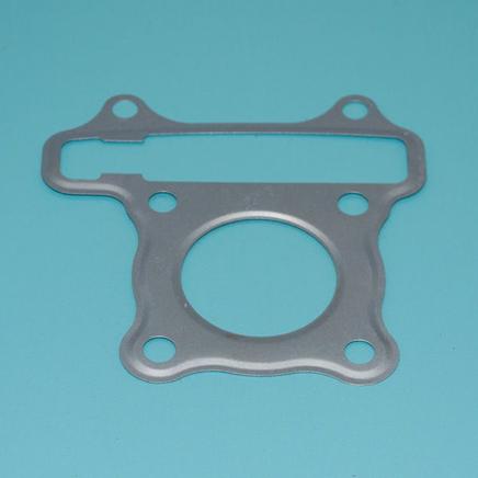 Прокладка головки скутер 4-х т. 50 куб.см. (139QMB d39 мм., металл)