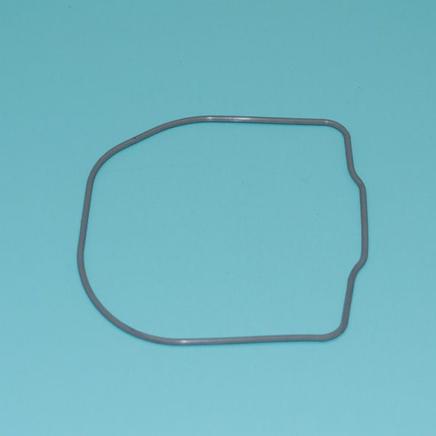 Прокладка крышки головки скутер 4-х т. 50-80 куб.см. (139QMB, резина)
