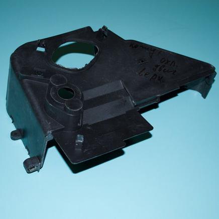 Кожух охлаждения цилиндра скутер 125-150 куб. (верхний) 152QMI/157QMJ