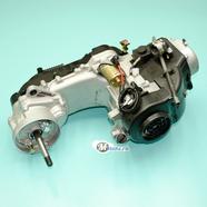 Двигатель скутер 4T 139QMB 72 куб. на колесо 10 дюймов (ЦПГ 47 мм.)