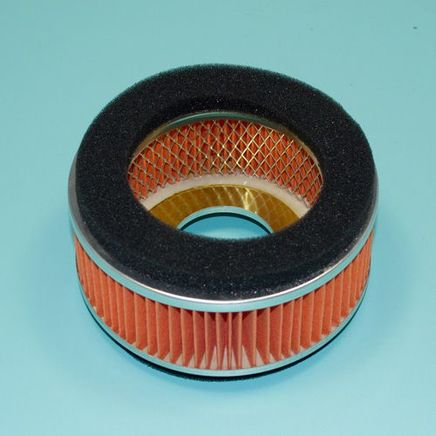 Элемент фильтра скутер 125-150 куб.см. (круглый)