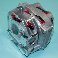 Головка скутер 150 куб. (57.4 мм., корпус, клапана, распредвал, коромысла, крышка) 157QMJ