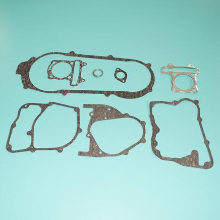 Набор прокладок скутер 125 куб. (d52.4 мм., 8 шт.) 152QMI