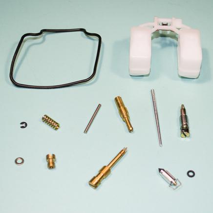 Ремкомплект карбюратора скутер 125-150 куб. (13 деталей без мембран)