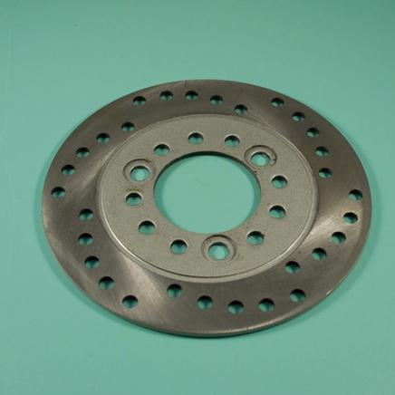 Диск тормозной скутер 4Т 50-100 куб. QT-4A (D180 x h4 x d58 x 3 x 70 мм.)