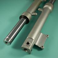 Перья вилки скутер QT-4A (D31 x длина 430 мм.)