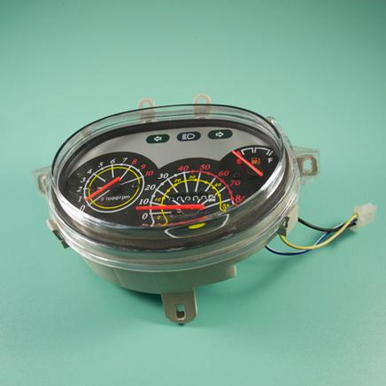 Панель приборов скутер 4-х т. QT-4A, Racer Sigita 2/3