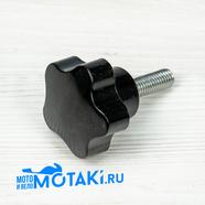 Болт крепления переднего пластика Динго T110 / T125 / T150 (М8 x 25 мм.)