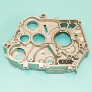Корпус картера TTR125, Динго T125 (правый серебристый М6, 52.4 x 55.5 мм.) 152/153FMI