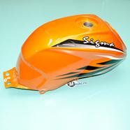 Бак топливный Сигма Спорт (оранжевый, внешняя резьба M16)
