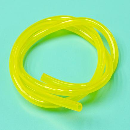 Бензошланг мопед, скутер (желтый, D8 x d4 мм. x 1 метр)