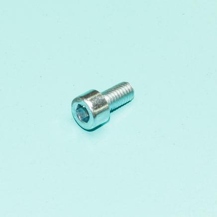 Болт кожуха цепи, ведущей звезды Альфа, Динго T125 (М6 x 12 мм., DIN912 8.8)