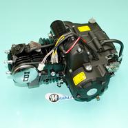 Двигатель Альфа 120 куб. 4Т 152FMI (ЧЕРНЫЙ AL цилиндр, выбито 49.9 куб.)