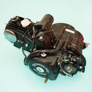 Двигатель Альфа 110 куб. 4Т 152FMH (черный, с карбюратором) БЕЗ МАРКИРОВКИ