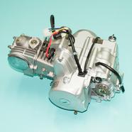 Двигатель Альфа 120 куб. 4Т 152FMI (серебристый, AL цилиндр)