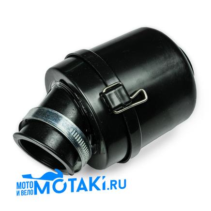 Фильтр 0 нулевого сопротивления d38 мм. (в корпусе)