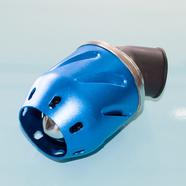 Фильтр 0 нулевого сопротивления d35 мм. Сигма, Зодиак (ракета, высота 135 мм., синий корпус)