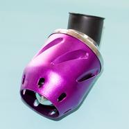 Фильтр 0 нулевого сопротивления d35 мм. Сигма, Зодиак (ракета, высота 135 мм., фиолетовый корпус)