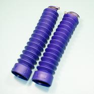 Гофра вилки Альфа (синие, 2 шт., длина 210 мм., d30 и d45 мм.)