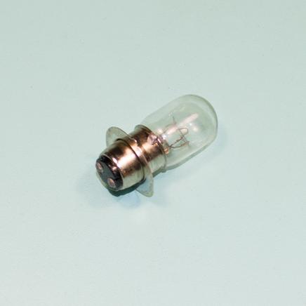 Лампа 12В 18/18W P15D-25-1 в фару Альфа, скутера (не галогеновая)