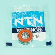 Подшипник 180100 / 6000 2RS мопед, сцепления Альфа, TTR125 (закрытый резиной, NTN)