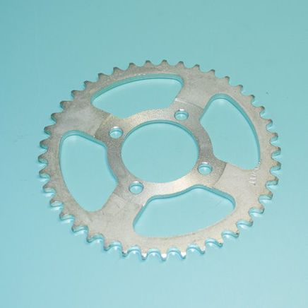 Звезда ведомая Зодиак (венец 420 шаг x 41 зуб, 4 x 49 мм.)