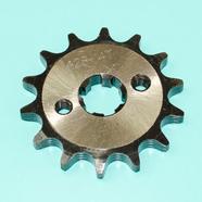 Звезда ведущая Альфа, TTR125 (14 зубов, 428 шаг, d17 мм. ДВОЙНАЯ)