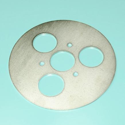 Диск тормозной Буран (большой, старого образца, 340600027) ТИП1
