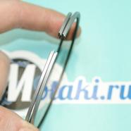 Кольца Буран (2 шт. старого образца, размер 76.0 х 2 мм. норма, Тайвань)