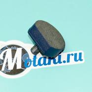 Колодка тормозная Буран, Тайга (нового образца С БОЛТОМ, С40600590)