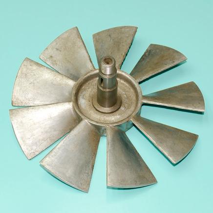 Крыльчатка Буран (алюминий, 110500640)