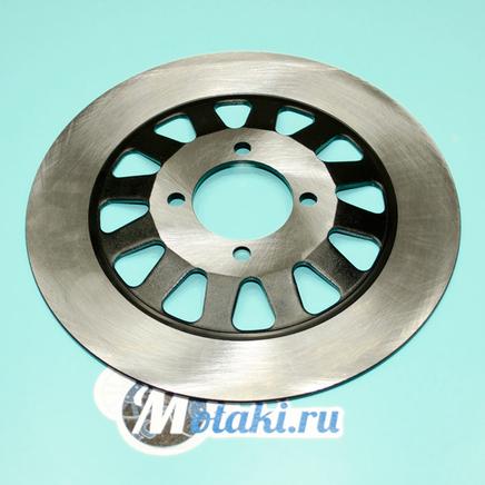 Диск тормозной ZS Lifan 125-150 (D220 x d50 x h3 x 4 отверстия x 47 мм.)