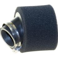 Фильтр 0 нулевого сопротивления d42 мм. PZ30 (поролоновый ЧЕРНЫЙ, угловой)