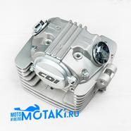 Головка CB250 (D69 мм. СЕРАЯ, клапана 28.5/34 мм.) 169FMM