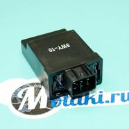 Коммутатор YBR125 (5WY-10 на 6 контактов, EURO2 2005-2009)