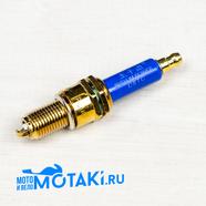 Свеча D8TC (мотоциклы CG-CB, иридиевая)