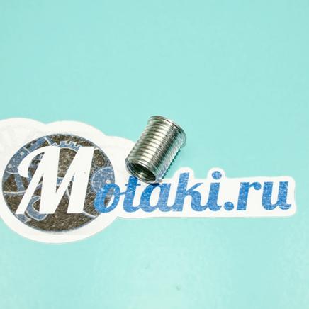 Ввертыш свечи CG-CB (футорка M12/M14 x h19 x шаг 1.5 мм.)