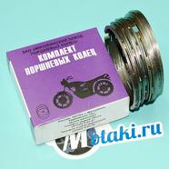 Кольца Урал, Днепр (комплект 78 x 2.5 мм. норма, Россия)